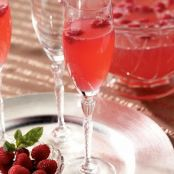 Pink Champagne Punch