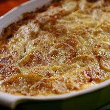Tyler Florence's Scalloped Potato Gratin