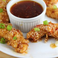 Sweet Chili Chicken Strips