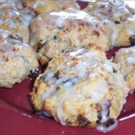 ZZ Cinnamon Raisin Biscuits a.k.a. Hardees