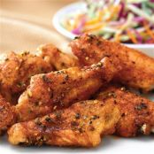 WINGS: Garlic & Herb Buffalo Wings