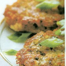Black-Eyed Pea Fritters