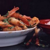 Hunan Hot-and-Spicy Shrimp