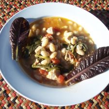 Filipino White Bean and Pork Stew