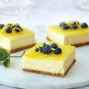 Double-Lemon CheesecakeBars