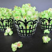 Green Slimed Popcorn