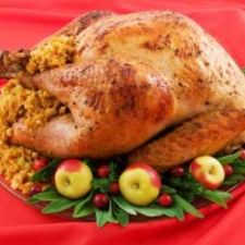Cider Roasted Turkey