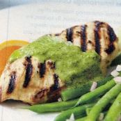 Lime & Spice Grilled Chicken Breasts