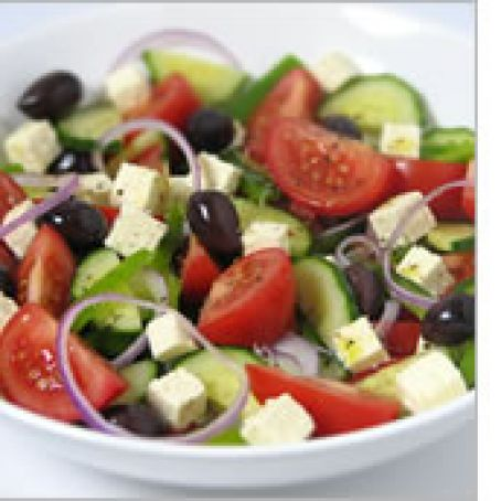 Greek Salad Recipe No Lettuce