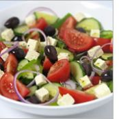 Greek Salad (no lettuce)