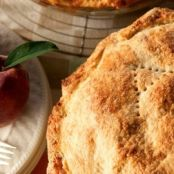 "Josh Brolin's Peach Pie from ""Labor Day"""