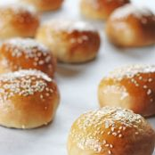 Baked barbecue pork buns