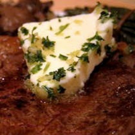 Steakhouse Garlic Butter Recipe (~ 1/2 cup)