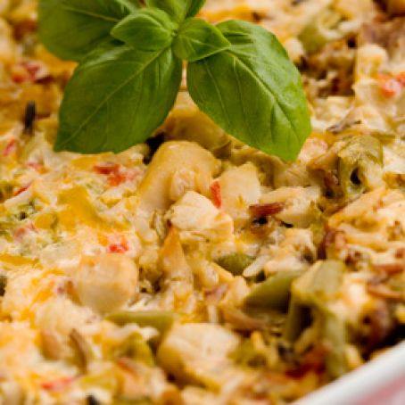 Chicken and Rice Casserole   (Paula Deen)