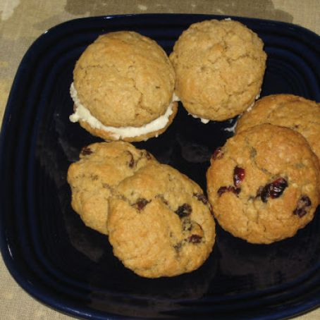 OATMEAL CRAISIN or RAISIN COOKIE