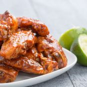 Chipotle-Lime Chicken Wing Sauce