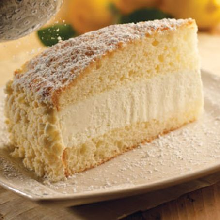 Olive Garden Lemon Cream Cake