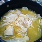 Southern-Style Old Fashioned Chicken and Dumplings