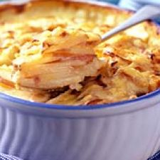 Au Gratin Potatoes - Weight Watchers 4 Points