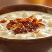 Baked Potato Soup In The Crock Pot