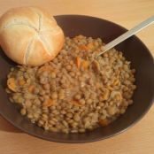 Linsen (Lentils, german)