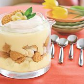 Nutter Butter® Banana Pudding Trifle