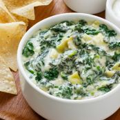 Anja's Famous Spinach and Artichoke Dip