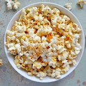Buffalo Ranch Popcorn From Scratch No Ranch Packet