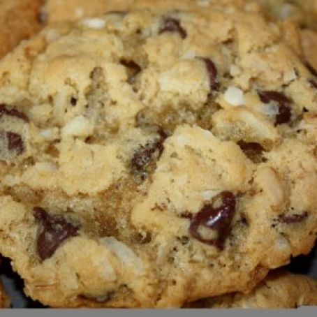 OATMEAL COCONUT CHOCOLATE CHIP COOKIE