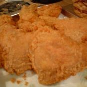 Popeye's Fried Chicken Copycat