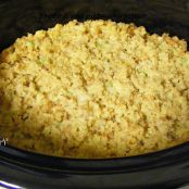 Slow-Cooker Cornbread Dressing
