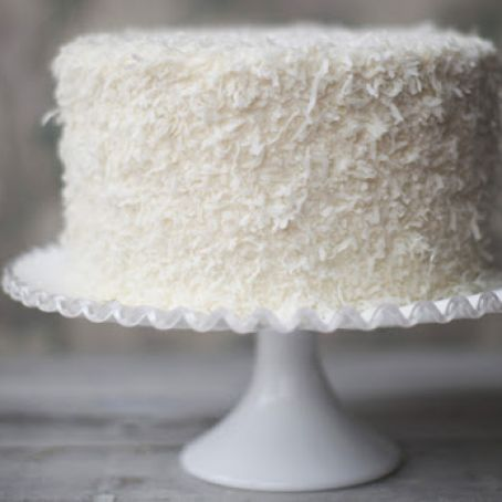 Brown Betty Bakery Coconut Cake