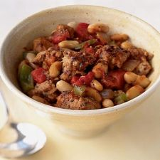 Italian Sausage and White Beans