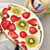 Low Carb Fruit Pizza