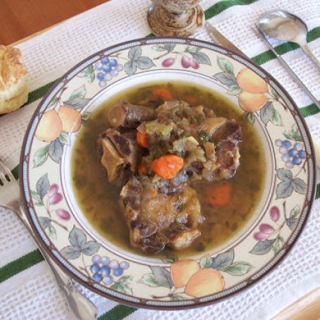 Oxtail Soup Recipe 4 6 5