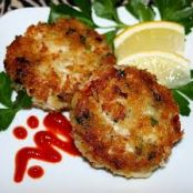 Smoked Salmon Patties