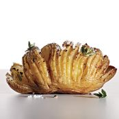 Hasselback Potatoes - Cooking Light