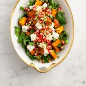 Sweet Potato & Pomegranate Salad