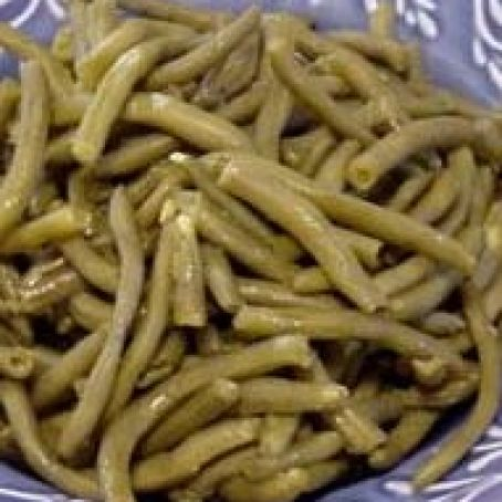Cracker Barrel Copycat Green Beans