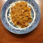 Louisiana Crawfish Etouffee