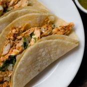 Chicken - Chipotle Lime Tacos