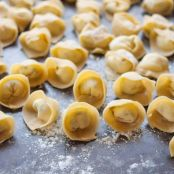 How to Make Homemade Tortellini from Scratch