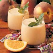 Peach Smoothies