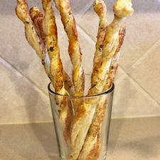Parmesan & Herb Cheese Straws