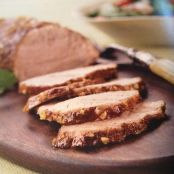 Sweet-and-Spicy Pork Tenderloin