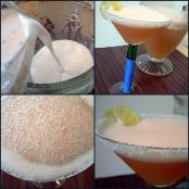 Pink Grapefruit Margaritas from Ina Garten