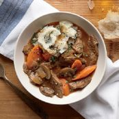 Hearty Beef & Stout Stew