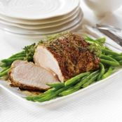 Pork Tenderloin with brandy sauce
