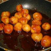 Caramelized Canned Potatoes