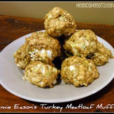 Jamie Eason's Turkey Meatloaf Muffins